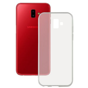 Capa Silicone Samsung Galaxy J6 Plus - Armyshield