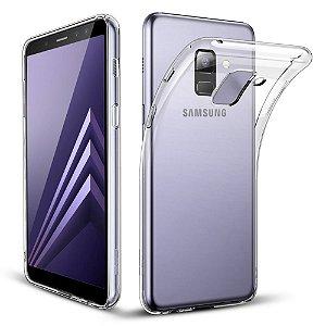Capa Silicone Samsung Galaxy A8 - Armyshield