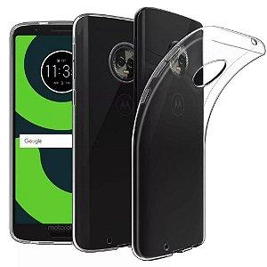Capa Silicone Motorola Moto G6 Plus - Armyshield
