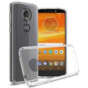 Capa Silicone Motorola Moto E5 Plus - Armyshield