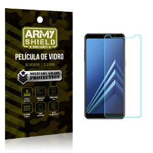 Película de Vidro Blindada Samsung Galaxy A8 Plus - Armyshield