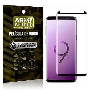 Película de Vidro Blindada Samsung Galaxy S9 Plus - Armyshield