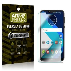 Película de Vidro Blindada Motorola Moto G7 Power - Armyshield