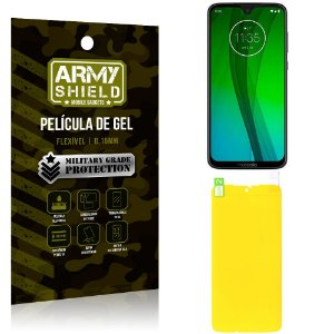 Película de Gel Motorola Moto G7 Plus - Armyshield