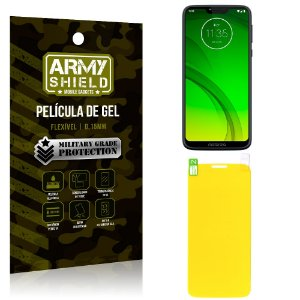 Película de Gel Motorola Moto G7 Power - Armyshield