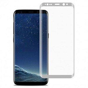 Película de Vidro Samsung Galaxy S8 Plus Prateada