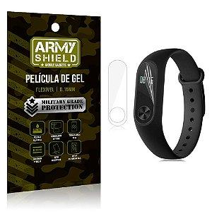 Película de Gel Pulseira Xiaomi Mi Band 2 - Armyshield