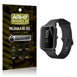 Película de Gel Smart watch Amazfit Bip - Armyshield