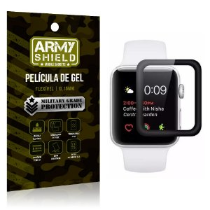 Película de Gel Apple Watch Series 1 2 3 - 38mm - Armyshield