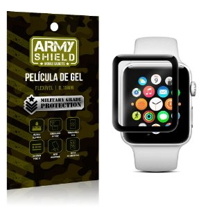 Película de Gel Apple Watch Series 1 2 3 - 42mm - Armyshield