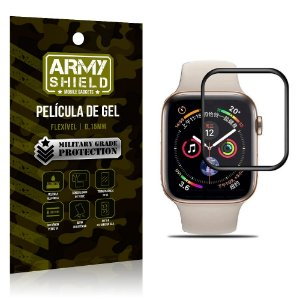 Película de Gel Apple Watch Series 4 - 44mm - Armyshield