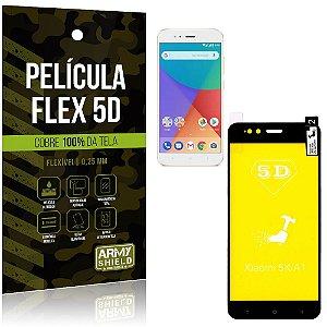 Película Indestrutível Flex Xiaomi Mi A1 (Mi 5X) Não trinca e cobre a tela toda - Armyshield