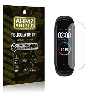 Película de Gel Pulseira Xiaomi Mi Band 4 - Armyshield