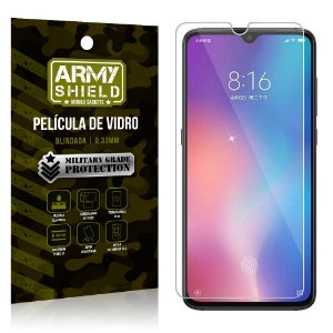Película de Vidro Blindada Xiaomi Mi 9 SE - Armyshield