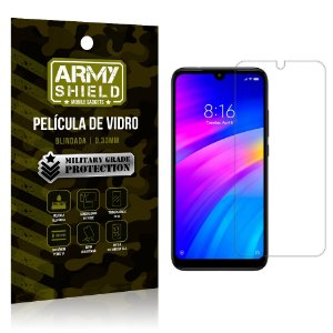 Película de Vidro Blindada Xiaomi Redmi 7 - Armyshield