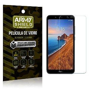Película de Vidro Blindada Xiaomi Redmi 7A - Armyshield
