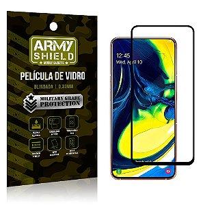Película de Vidro Blindada Samsung A80 - Armyshield
