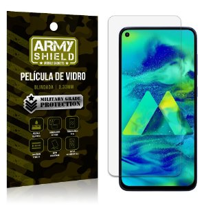 Película de Vidro Blindada Samsung M40 - Armyshield