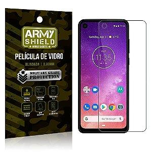 Película de Vidro Blindada Motorola One Vision - Armyshield