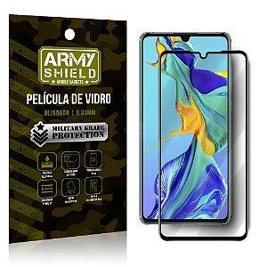 Película de Vidro 3D Cobre Tela Toda Huawei P30 - Armyshield
