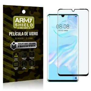 Película de Vidro 3D Cobre Tela Toda Huawei P30 Pro - Armyshield