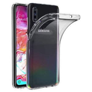 Capa de Silicone Samsung A70 - Armyshield