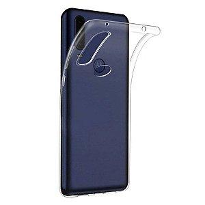 Capa de Silicone Motorola One Vision - Armyshield