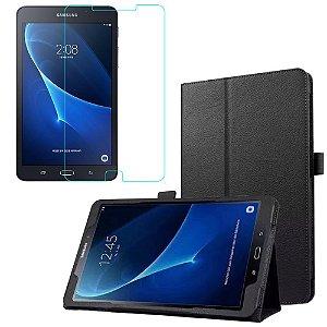 Capa Pasta + Película de Vidro Blindada Tablet Samsung Galaxy Tab A 7.0 T280/T285 - Armyshield
