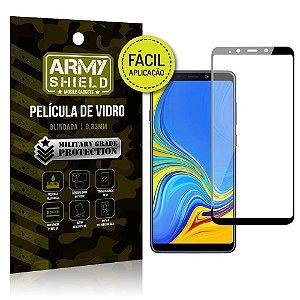 Película 3D Fácil Aplicação Galaxy A9 (2018) Película 3D - Armyshield