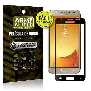 Película 3D Fácil Aplicação Galaxy J7 Neo (2017) Película 3D - Armyshield