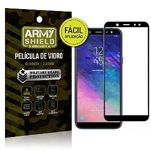 Película 3D Fácil Aplicação Galaxy J8 (2018) Película 3D - Armyshield