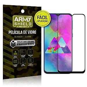 Película 3D Fácil Aplicação Samsung Galaxy M10 Película 3D - Armyshield