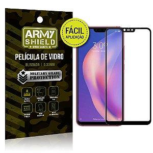 Película 3D Fácil Aplicação Xiaomi Mi 8 Lite Película 3D - Armyshield