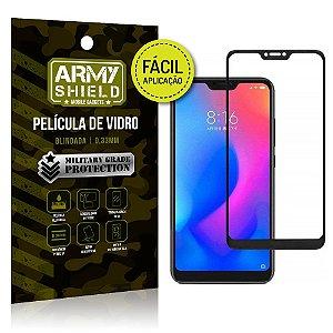 Película 3D Fácil Aplicação Xiaomi Mi A2 Lite (6 Pro) Película -Armyshield