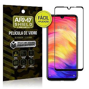 Película 3D Fácil Aplicação Xiaomi Redmi Note 7 Pro Película 3D - Armyshield