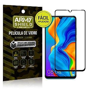 Película 3D Fácil Aplicação Huawei P30 Lite Película 3D - Armyshield
