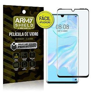 Película 3D Fácil Aplicação Huawei P30 Pro Película 3D - Armyshield