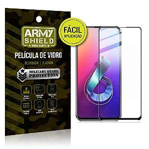 Película 3D Fácil Aplicação Zenfone 6 ZS630KL Película 3D - Armyshield