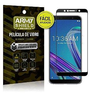Película 3D Fácil Aplicação Zenfone Max Pro M1 ZB602KL - Armyshield