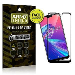 Película 3D Fácil Aplicação Zenfone Max Pro M2 ZB631KL - Armyshield