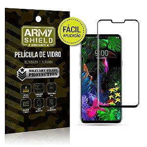 Película 3D Fácil Aplicação LG G8S Película 3D - Armyshield