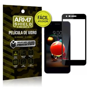 Película 3D Fácil Aplicação LG K9 Película 3D - Armyshield