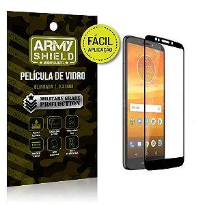 Película 3D Fácil Aplicação Motorola Moto E5 Play Película 3D - Armyshield