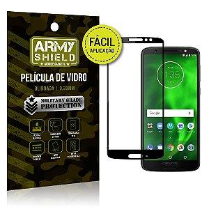 Película 3D Fácil Aplicação Motorola Moto G6 Película 3D - Armyshield