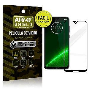 Película 3D Fácil Aplicação Motorola Moto G7 Película 3D - Armyshield