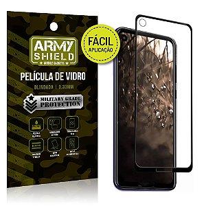 Película 3D Fácil Aplicação Motorola Moto One Vision - Armyshield