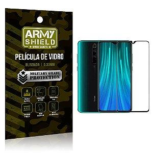 Película de Vidro 3D Tela Toda Redmi Note 8 Pro - Armyshield