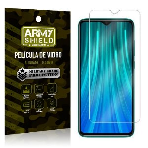 Película de Vidro Blindada Redmi Note 8 - Armyshield
