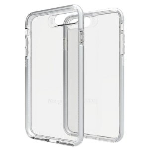 Case Anti Impacto Iphone 7 Plus Gear4 Piccadily Silver