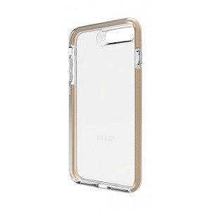Case Anti Impacto Iphone 7 Plus Gear4 Piccadily Gold
